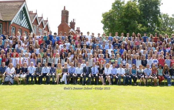 Summer School Photograph