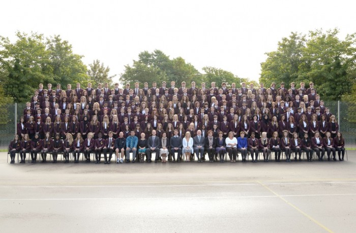 Whole School Group 01