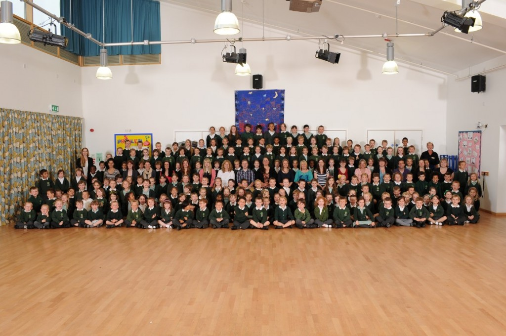Fun Whole school photographbefore